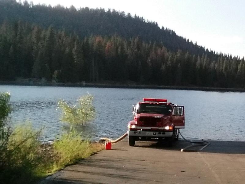 drafting_from_lake